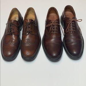 Johnston & Murphy 2 pairs